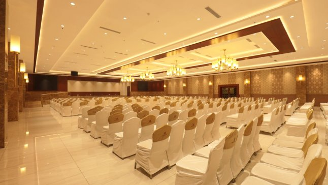 Best Banquet Halls in Chennai - The Ballroom - Mconventions