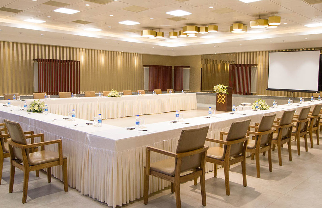 A Lounge hall can accommodate more than just company meetings
